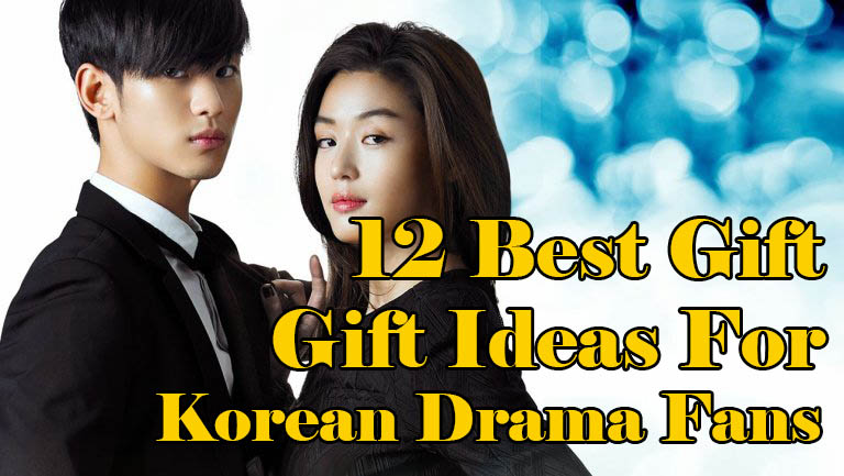 12 Best Gift Ideas For Korean Drama Fans